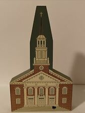 New ListingThe Cats Meow Village Coffman Chapel Hood College Campus Faline 93