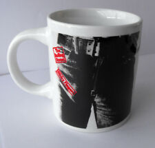 Very Rare The Rolling Stones Ceramic Mug Sticky Fingers 2012 Mint in box Spain