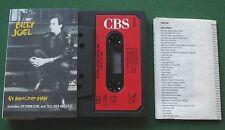 Billy Joel An Innocent Man inc Uptown Girl + Lyric Sheet Cassette Tape - TESTED