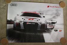 2016 IMSA Sebring 12 Hours a AUDI R8 Poster