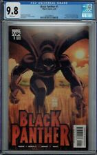 CGC 9.8 BLACK PANTHER #1 CAPTAIN AMERICA  APPEARANCE 1ST PRINT ROMITA COVER 2005