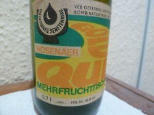 DDR, VEB,Spirituosen,Sekt, Likör, Wein, Original, Konsum, HO, Deli ,
