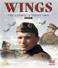 Wings Series Two 2 BBC TV WW1 The Great War Drama DVD