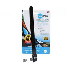 Clear Digital Indoor Antenna Ditch Cable  Clear Free TV Key HDTV Fast Delivered