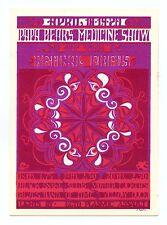 Retinal Circus Postcard 1968 Apr 18 Papa Bear's Medicine Show