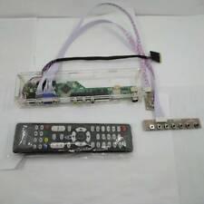TV HDMI LCD VGA LED Controller Kit DIY + Case for LTN173KT01/LP173WD1/B173RW01
