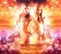 FIERCE ANGEL - BEACH ANGEL IV 4 3CDs (New & Sealed) Chris Coco Dennis Ferrer