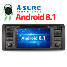 DVD GPS Für BMW 5er E39 X5 E53 M5 Android 8.1 Navi Bluetooth 5.0 Autoradio