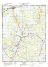 Russian Soviet Military Topographic Maps - RISTI (Estonia), 1:50 000, ed.1974