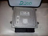07 08 09 10  HYUNDAI ELANTRA COMPUTER BRAIN ENGINE CONTROL ECU ECM MODULE