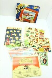 Vintage Etch a Sketch Action Pack THE DUKES OF HAZZARD Set