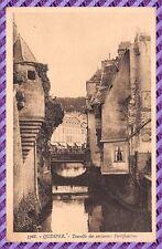 Carte Postale - Quimper - tourelle des anciennes fortifications