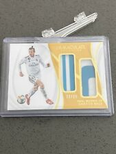 2018-19 Immaculate Gareth Bale Dual Patch 22/25 Real Madrid CF
