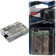 Batteria alta qualità fotocamera LPE8 LP-E8 X-Longer per Canon EOS 700D 650D