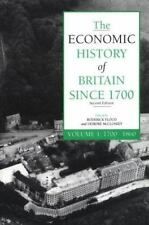 The Economic History of Britain since 1700: Volume 1, 1700-1860-ExLibrary