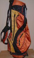 Sun Mountain carry stand golf bag orange
