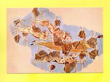 Greece. Typins, Mural painting in the Royal Palace, Wild boar hunt, Greek P.C.