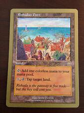 Magic the Gathering MTG RISHADAN PORT GB x1