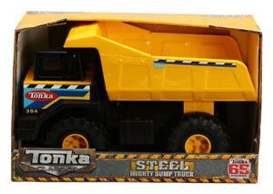 Tonka 93918 Steel Classic Mighty Dump Truck - NIB