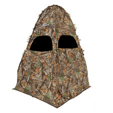 Ameristep Amebl1006 1 Person Mossy Oak 78-In Camouflage Outhouse Hunting Blind