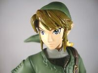 "The Legend of Zelda Twilight Princess Figur ""Link"" Nintendo Prinzess Figure"