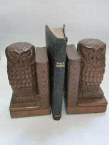 Vintage 1940s Cambridge Holy Bible & Atlas, Persian Morocco Leather  India paper