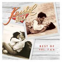 KUSCHELROCK BEST OF 7 & 8 - ROXETTE/AHA/JOE COCKER/EROS RAMAZZOTTI/+  2 CD NEU