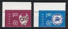v2247 Norwegen/ CEPT 1976  MiNr 724/25 ** m.Eckrand