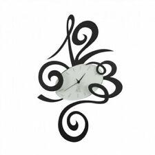 Orologio da Parete moderno ferro Mod. Robin Design Arti e Mestieri made in italy