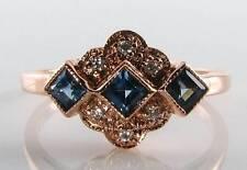 Sapphire Ring Art Deco Fine Jewellery