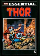 Marvel Essential ~ Thor Volume 5 ~ Softcover 1st Printing ~ Marvel 2011