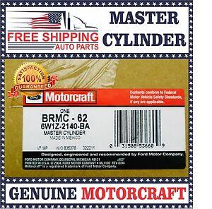Motorcraft BRMC62 Brake Master Cylinder 2001-2011 Ford Lincoln Mercury