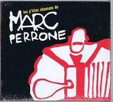CD NEUF MARC PERONNE LES P'TITES CHANSONS