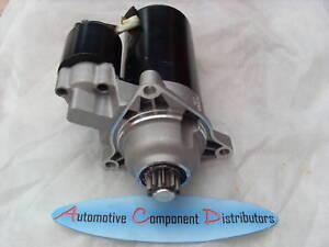 VW T4 TRANSPORTER STARTER MOTOR  1990 to 2003 1.9 2.4 2.5, D,TD,TDi & 2.8 V6 New