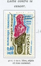 STAMP / TIMBRE FRANCE OBLITERE N° 1636 LUTTE CONTRE LE CANCER