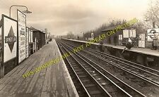 Rayners Lane Railway Station Photo. Eastcote to Harrow and Sudbury Lines. (1)