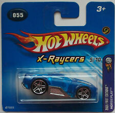 2005 Hot Wheels First Edition X-Racers Horseplay 5/10 (Purple FE Stripe)