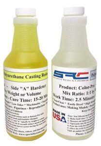 Color-Pro - Polyurethane Casting Resin for Casting Semi Clear Models (32 oz)