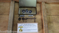 15 PIECE PRIMUS PARAFFIN PRESSURE STOVE SERVICE KIT COLLECTORS RESTORE BUSHCRAFT