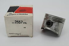 Perfect Circle 224-2557 Engine Piston - Standard Fits 1988-1993 Mazda 1.3L