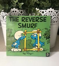 The Reverse Smurf By Peyo Mini Story Book Vintage Children's Book No.3 Used