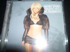 Britney Spears – Greatest Hits: My Prerogative (Australia) CD – Like New