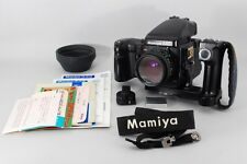 """Excellent++++"" Mamiya 645 Pro  Film Camera w/ SEKOR C 80mm F/ 2.8 N #46"