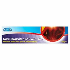 Care Ibuprofen Anti Inflammatory Pain Relief Gel 2 x 100g | GENUINE UK PHARMACY