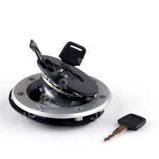 Tan Fuel Gas Cap Lock Key para Kawasaki ZR400-D1 ZR250 ZXR750 GPZ ZX-11 ZZR1100