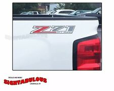 2016 2017 2 Z71 Off Road sticker decal Chevy Silverado GMC Sierra trucK c4