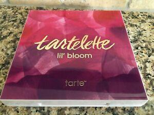 tarte tartelette lil' bloom eye shadow palette New!