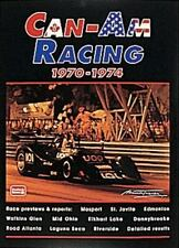 CAN-AM RACING 1970-1974 - NEW PAPERBACK BOOK