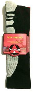 Wigwam Snow Steep Pro Ski Snowboarding socks Unisex Mens Womens 5-14