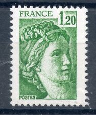 STAMP / TIMBRE FRANCE NEUF N° 2101 ** TYPE SABINE